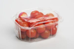 Tomaten in Schale PAF18 aus PET