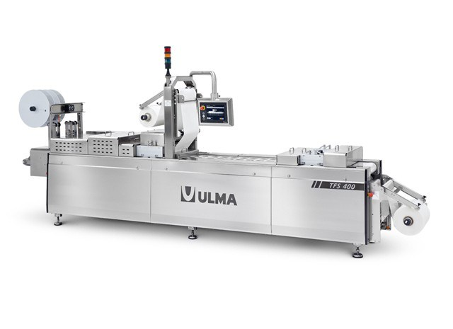 Tiefziehanlage TFS 400 von Ulma Packaging