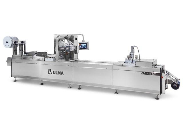 Tiefziehanlage TFS 500 von Ulma Packaging